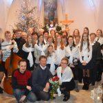 Koncert speváckeho zboru pri kostole sv. Jakuba vo Volkovciach, Jasličková pobožnosť